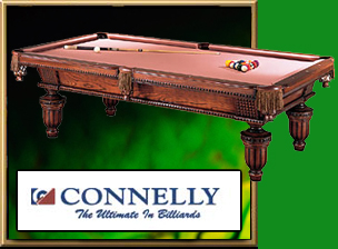 Connelly - Connelly ultimate pool table